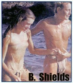 Brooke Shields Christopher Atkins The Blue Lagoon