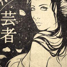 Oriental vibes