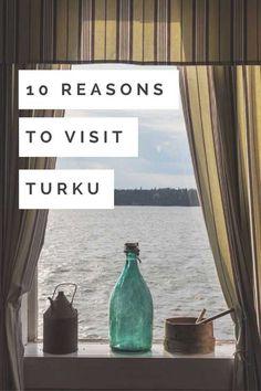 Visit Turku - 10 Rea