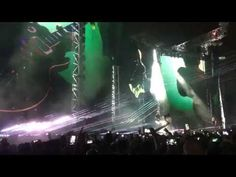 Wherever In My Room- Metallica México Foro Sol 2017- World Wired Tour 2017