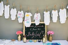 A Sunday morning with: 10 giochi divertenti per il Baby Shower Party