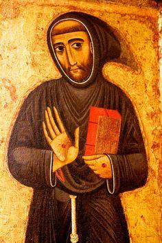Margaritone d'Arezzo (di Magnano), (detail), c.1270-80.