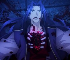 Assassin, Fate/Stay Night - Unlimited Blade Works