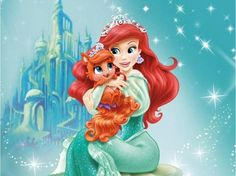 Ariel: you are a romantic and a dreamer. You are very curious and sometimes break the rules but always for the right reasons