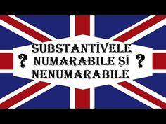 Invata engleza | GRAMATICA | Substantivele numarabile si nenumarabile - YouTube