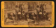 California Washoe Indians