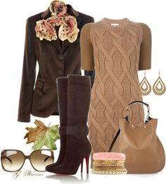 """""""Camel"""" by gaburrus on Polyvore I'm sure I would look amazing in this. Not sure i could bring myself to wear it.... Maybe a diff color?"""