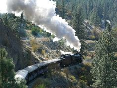 Kettle Valley Steam Railway (Summerland) - All You Need to Know BEFORE You Go - Updated 2020 (Summerland, British Columbia) - Tripadvisor Steam Railway, O Canada, Train Rides, Countries Of The World, British Columbia, West Coast, Trip Advisor, Tourism, Places To Visit