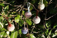 Handmade Paper Spheres £3.75