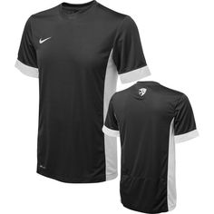 Nike Dri-FIT Training Top - Black/White - $13.99
