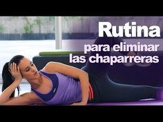Rutina fitness para eliminar las chaparreras by Kleenex® Cottonelle® Unique…