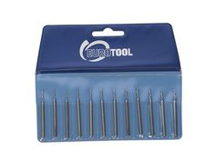 """Polished steel #twist drills with #uniform 3/32"""" shanks can be used with all quick-change or Jacobs chuck-style handpieces. Available in all popular sizes by .10m..."""