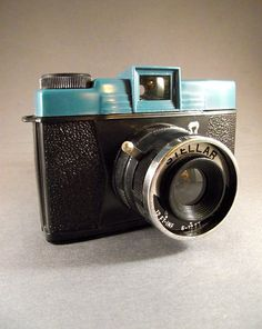 Vintage Stellar 120 Film Camera