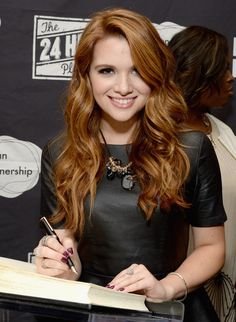 Actress/singer Katie Stevens attends Montblanc and Urban Arts Partnership's 24 Hour Plays in Los Angeles at The Shore Hotel on June 20, 2014 in Santa Monica, California.