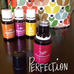 Homemade deodorant using Young Living Essential Oils. I love this recipe. I put it in a roll-on. It has worked SO well during the summer months. 10 drops purification, clary sage, 5 drops frankincense, lemon, cedarwood, and lavender. Kick up the lavender if you'd like. Top with as much carrier oil as preferred. I used about 1/4 bottle of a 2oz roll-on. www.theoildropper.com/debchausky