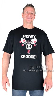 black espionage yule xmoose xmas t shirt 2xl 3xl 4xl 5xl 6xl 7xl 8xl tall