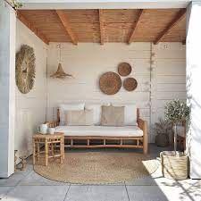 Interior Design Boards, Modern Interior Design, Outdoor Furniture Plans, Home Furniture, Porch Decorating, Interior Decorating, Balinese Decor, Elle Decor, Home And Living