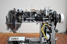 A sewing machine has a lot of parts. Dozens, in fact. And all of those parts—with their strange names and mysterious functions—can be intimidating to a new sewer. But sewing machines aren't nearly as complicated as they might seem to the uninitiated.... Read More