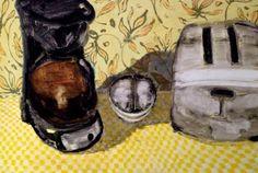 David Koningsberg - Coffee, Sugar, Toaste 24 x 35-1