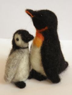 Looking for other project inspiration? Check out Felted Penguins by member jhoffmanwy. - via @Craftsy