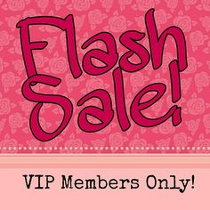 *FLASH SALE* happening right now in my VIP Makeup Pizzazz group!  Not a member?  Request to be at www.facebook.com/groups/makeuppizzazz