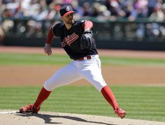 Corey Kluber pitched six shutout innings and struck out 10 in his first start since May 2.