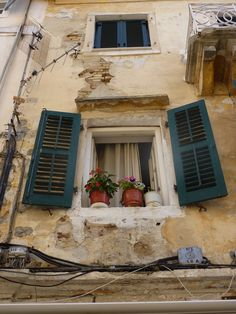 Old part of Corfu Town