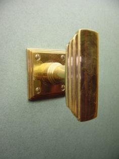 Art Deco - 727/727: Door Handle, Vervloet Collection