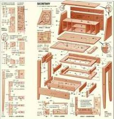 Wooden Furniture Plans
