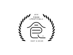 Behance :: Editing 2015 East Asian Food Festival