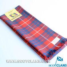 Hamilton Clan Tartan Scarf  - http://www.scotclans.com/scottish_clans/clan_hamilton/shop/scottish_gents_clothing/IB-003.html