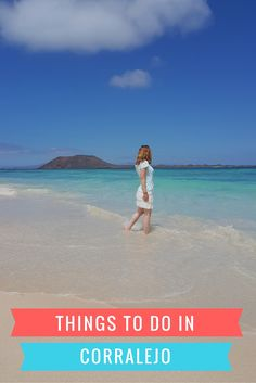 Things To Do in Corralejo - Fuerteventura - Guide to Canary Islands