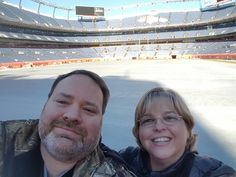 Touring sports authority field