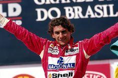 Ayrton Senna e Aquelas Manhãs de Domingos (Vídeo)