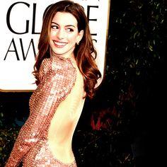Anne Hathaway HAIR!