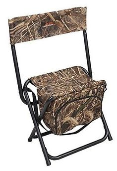 ALPS OutdoorZ Dual Action Stool (Realtree MAX-5 HD Fabric)