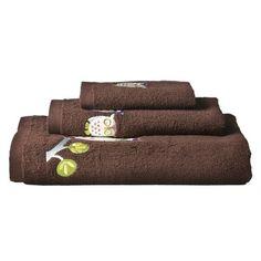Awesome Owls 3-pc. Bath Towel Set