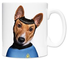Enjoy your coffee or tea more with this Pet Rock mug!