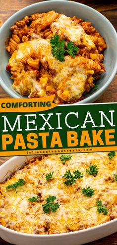 Looking for some quick and easy comfort food recipes for your Cinco de Mayo celebration? Enjoy this casserole loaded with ground beef, pasta, salsa, corn and topped with Mexican Cheese! Give in to the cheesy ecstasy of this dish! Mexican Pasta, Mexican Cheese, Delicious Dinner Recipes, Yummy Food, Yummy Recipes, Tasty, Pasta Casserole, Pasta Bake, Beef Pasta