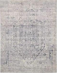 Gray 8' x 10' Villa Rug | Area Rugs | eSaleRugs