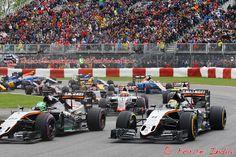 Force India confirma el interés de los grandes equipos por sus pilotos  #F1 #BelgianGP