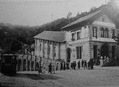 Estació Funicular Tibidabo