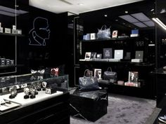 The German eccentric brings his fun-filled flagship store concept to London: Karl Lagerfeld now on Regent Street.