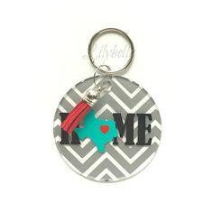 Acrylic Keychains, Monogram Keychain, Cricut Vinyl, Key Chain, Cricut Design, Bridesmaid Gifts, Mothers, Holidays, Personalized Items