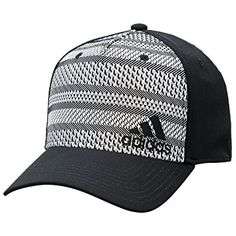 832c4911682 adidas Men s Weave Stretch Fit Cap Review Fitted Caps