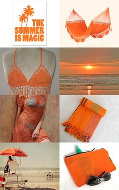 The Summer is Magic by Crochet by Bebe