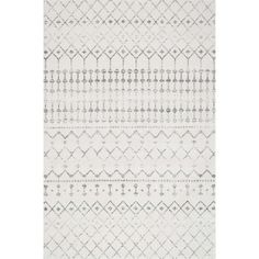nuLOOM Blythe Gray Area Rug & Reviews | Wayfair