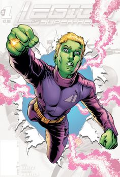 Brainiac 5 (Character) - Comic Vine