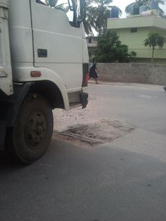 "#Bangalore #Bomanahalli ""Almost 3-4 potholes (at 3rd Main Road, DUO Layout, Bommanahalli).. Dangerous in the night esp."" - Anilkumar. Click on the link to VOTE UP Adnilkumar's complaint to get the issue resolved faster: http://bit.ly/1n8hSUI"