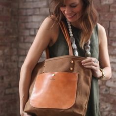 Handcrafted leather & canvas goods using premium domestic leather & hardware. Totes, Bags, Wallets, Belts, and Everyday carry items. | Maycomb Mercantile | Atlanta, Georgia